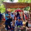 South Lamar Social Club_Austin patio bar_2015