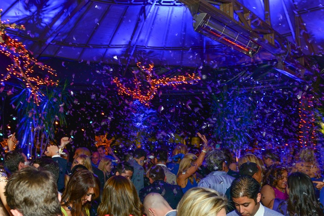 2 The crowd at the Blue Cure Foundation benefit party at Hotel ZaZa June 2014