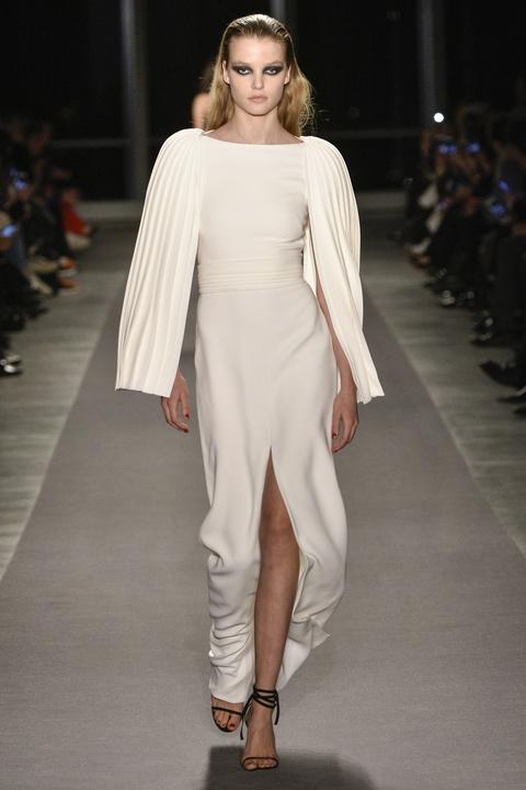 Brandon Maxwell fall 2017 collection Look 17