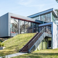Rice Design Aliance architecture tour April 2015 1515 Woodhead