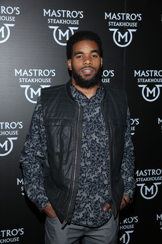 10 Quintin Demps at the opening of Mastro's Steakhouse in NYC November 2014
