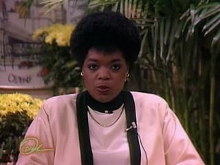 Oprah Winfrey audition video