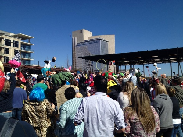 Harlem Shake Dallas