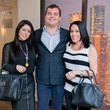 Houston, The River Oaks High Rise Preview Party, June 2015, Diane Angel; William Kennerly; Tina Green