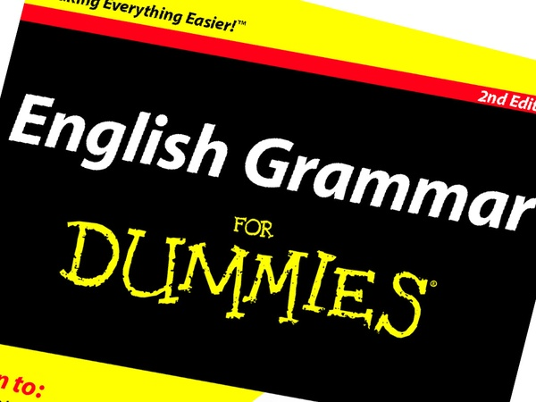 News_English_grammar_for dummies