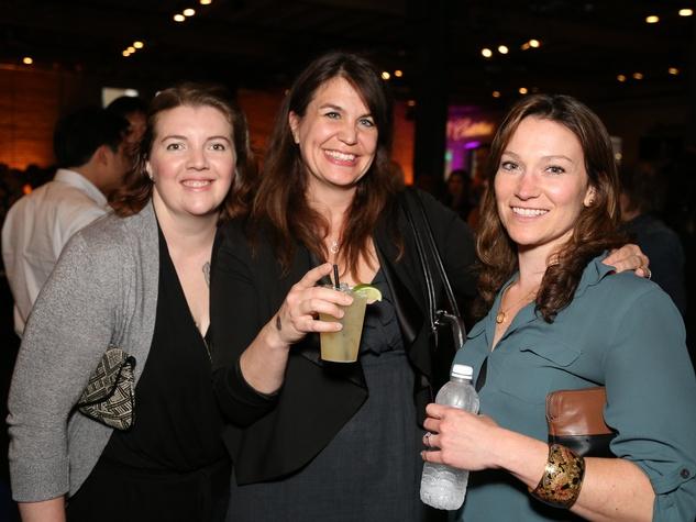 CultureMap Tastemaker Awards 2015 Margaret Metz Evelyn Sher Lindsey McCalmont