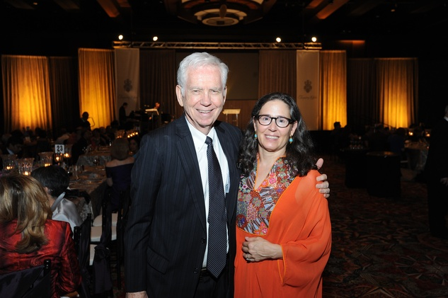 Houston, Tapestry Gala, May 2015, Charles Foster, Diana Untermeyer