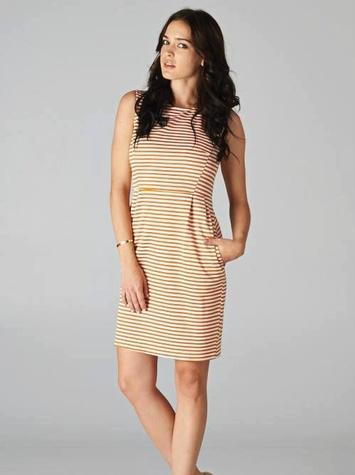 Longhorn Fashions striped dress