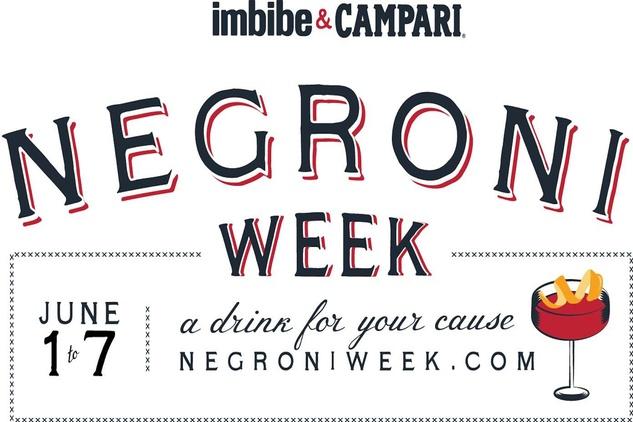 Houston Negroni Week 2015