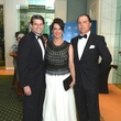7 Stephen Lewis, from left, with Alicia and Lance Smith at the UNICEF Gala October 201
