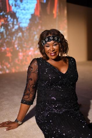 Deborah Duncan at CAP Gala