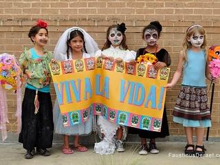 Austin photo: Event_Viva La Vida Fest_Poster