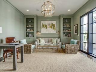 Tatum Brown Custom Homes unconvential paint