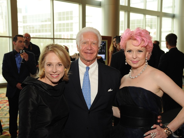 Health Museum Gala, 9/16 Janet Tallerine, Leonard Tallerine, Vivian Wise