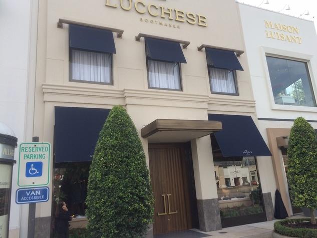 Lucchese store in Highland Village