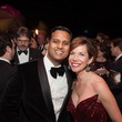 7 Dr. Aashish Shah and Roseann Rogers at Heart Ball February 2014