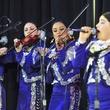 Mariachi Las Mariposas at Houston Rodeo Go Tejano Day March 2014