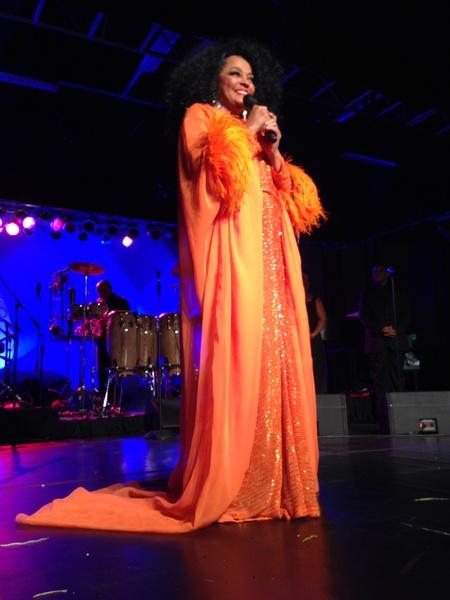 UNA TORTURA EN NARANJA Y AZUL - Página 4 Diana-Ross-in-orange-gown-November-2013_110052
