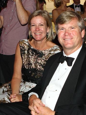 Ann and Lee Hobson, taca 2014