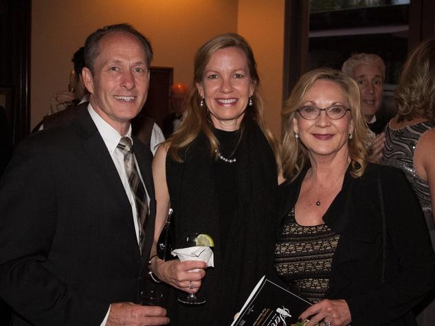 Austin Opera Serenata Wine Dinner & Auction Mark Wangler Betty Wangler Gretchen Woellner