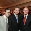 1 Adam Gracely, Craig Biggio, Dr Mark Kline at the Men of Distinction luncheon May 2014