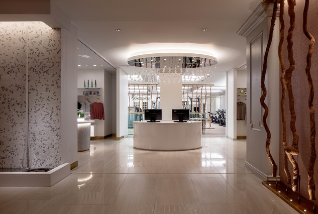 Hotel Foyer Spa : Favorite spa at uptown dallas hotel reopens after month