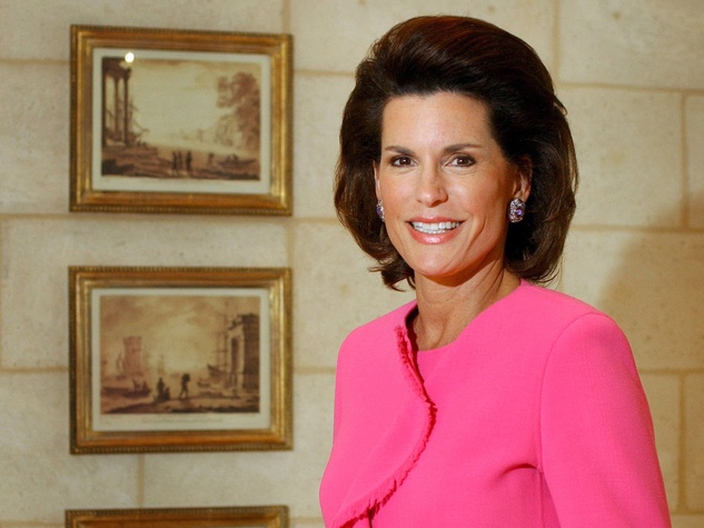 Nancy Brinker of Susan G. Komen for the Cure