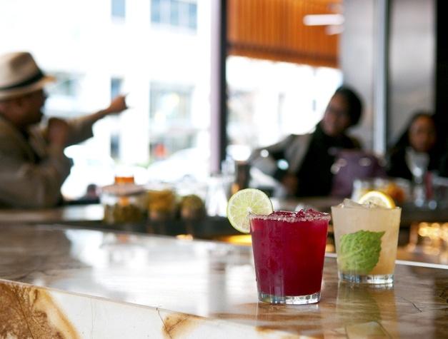 Margaritas Corner Bar JW Marriott Austin