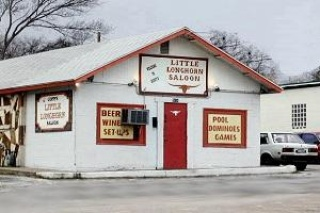Austin Photo: Places_food_ginnys little longhorn saloon exterior