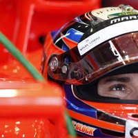 Austin Photo: Kevin_Marussia sponsor Formula 1_November 2012_driver Timo Glock