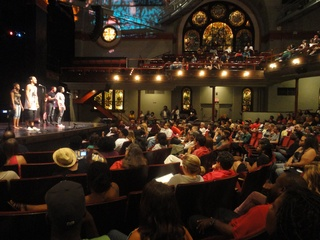 Austin photo: News_National Poetry Slam_Group Finals