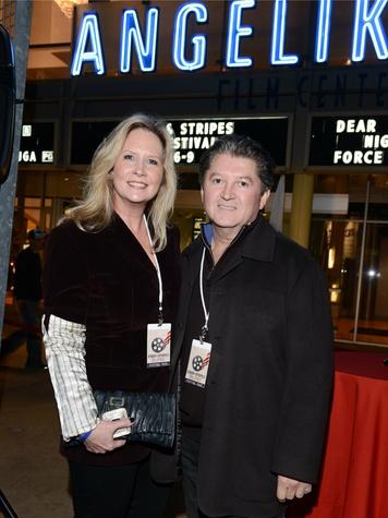 Janet Fresquez, Rick Fresquez, Stars & Stripes Film Festival