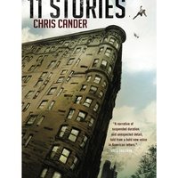 Book signing and discussion: 11 Stories by Chris Cander