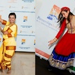 Classical Indian dance and Tajik dance performances at the reception at the Aga Khan Foundation Emmisary awards reception September 2014