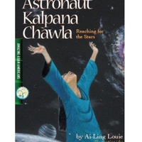 Authors & Asia Young Readers Edition: Ai-Ling Louie, Astronaut Kalpana Chawla, Reaching for the Stars