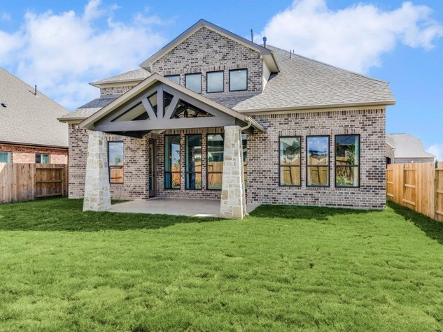 Round Rock house home suburbs