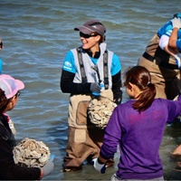 Oyster Reef Restoration in Texas