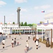 Grand Texas Theme Park, rendering