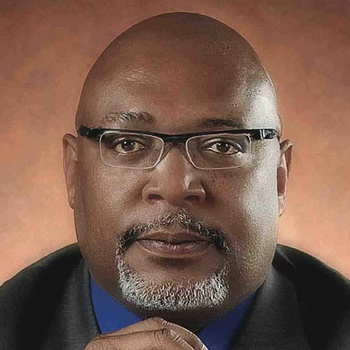 Dwight Jefferson, head shot, column mug, October 2012