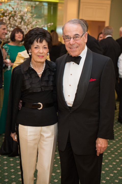 1285 Ann and Stephen Kaufman at the Houston Grand Opera HGO 60th Anniversary March 2015