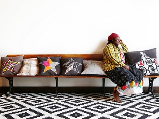IKEA introduces new textile line crafted by refugees living in Austin