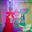 Fresh Arts Gum Ball Gala 2015 Kasi Kubiak, Marita Fairbanks and friend