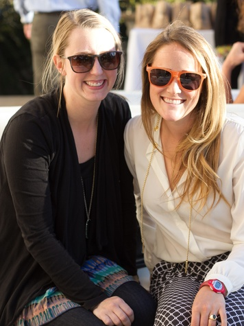 CultureMap Social Laguna Gloria March 2015 Jenna Overbeck Ellie Simpson