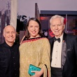 28 Jim Falk, from left, Amy Hofland and Charles Foster at the Asia Society Tiger Ball March 2015
