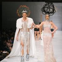 Fashion Houston Night 1 November 2014 prince and princess