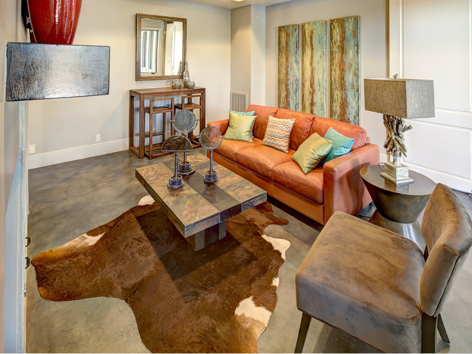 Luxe living rooms 2