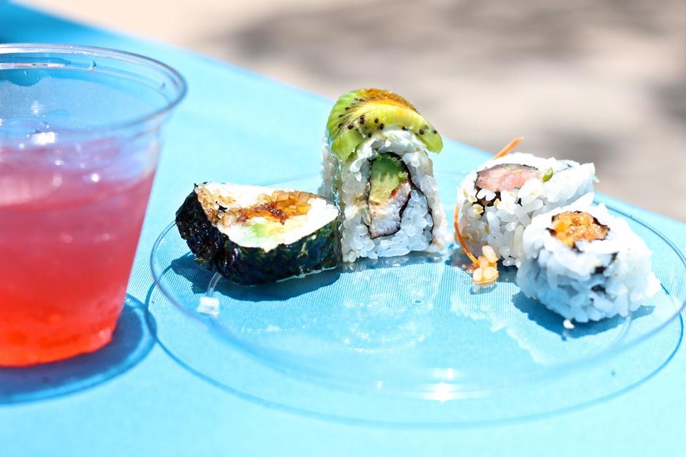 Taste North Austin sushi zushi