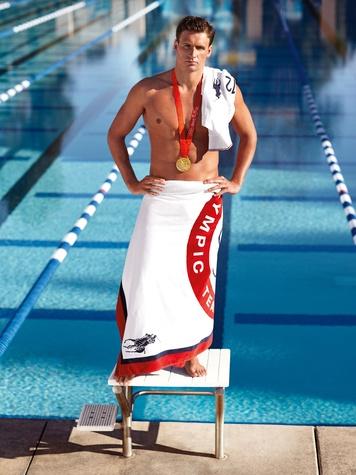 Joseph Amodio, London Olympics, fashion, what to buy, July 2012, Ralph Lauren, beach towel, Ryan Lochte