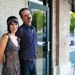 News, Shelby, Ballet Barre kick-off, August 2014, Grace Salinas, Steve Keurlebure
