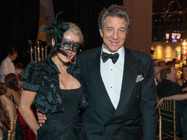 37 Joyce Echols, Steve Wyatt at the Houston Ballet Ball February 2015